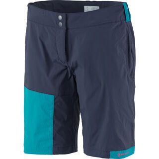 Scott Womens Trail MTN 20 Shorts, blue nights/ocean blue - Radhose