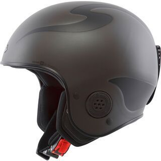 Sweet Protection Rooster Discesa S, smoke black - Skihelm