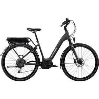 *** 2. Wahl *** Cannondale Mavaro City Performance 4 2019, anthracite - E-Bike | Größe 47 cm