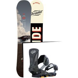 Set: Ride Burnout 2016 +  Capo (1178170S)