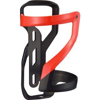 Specialized Zee Cage II - Right, matte black/rocket red - Flaschenhalter