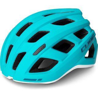 Cube Helm Road Race mint´n´white