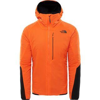 The North Face Mens Ventrix Hoody, orange/tnf black - Thermojacke