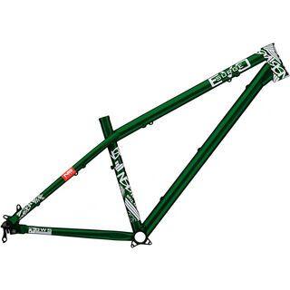 NS Bikes Surge Evo Frame 2019, forest green - Fahrradrahmen