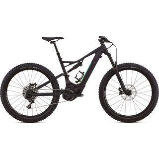 Specialized *** 2. Wahl *** Womens Turbo Levo FSR Comp 6Fattie | Größe M // 43,5 cm 2018, black/cali fade - E-Bike