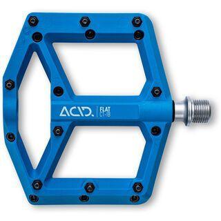 Cube Acid Pedale Flat C1-IB blue
