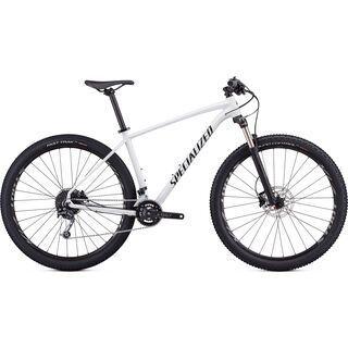 Specialized Rockhopper Expert 2019, white/black - Mountainbike