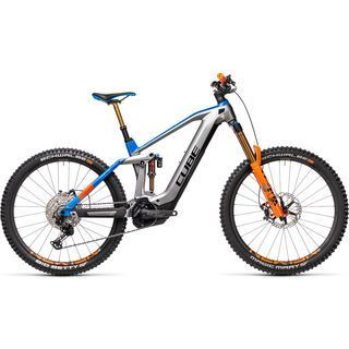 Cube Stereo Hybrid 160 HPC Actionteam 625 27.5 Nyon actionteam 2021