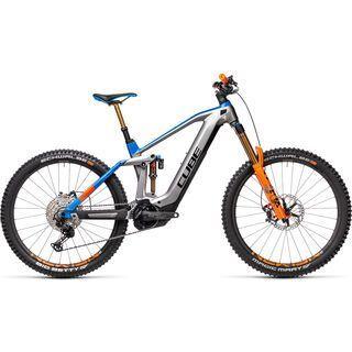 Cube Stereo Hybrid 160 HPC Actionteam 625 27.5 Nyon 2021 - E-Bike
