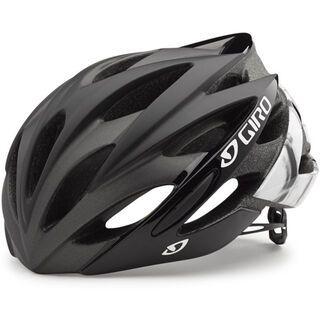 Giro Sonnet, matt black/white shibori - Fahrradhelm