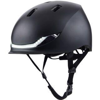Lumos Matrix Helmet charcoal black