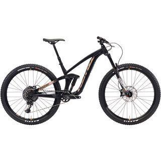 Kona Process 153 AL/DL 29 2018, black/white/copper - Mountainbike