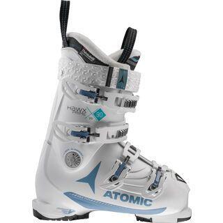 Atomic Hawx Prime 90 W 2017, white/denim - Skiboots