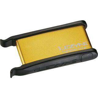Lezyne Lever Kit gloss gold