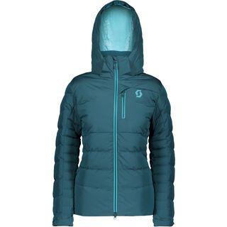 Scott Ultimate Down Women's Jacket, majolica blue - Daunenjacke