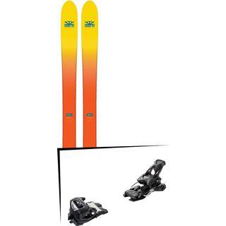 Set: DPS Skis Wailer F112 2017 + Tyrolia Attack² 14 AT (2020406)