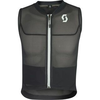 Scott AirFlex Junior Vest Protector, black/grey - Protektorenweste