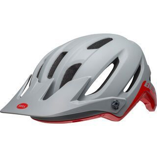 Bell 4Forty, dark gray/crimson - Fahrradhelm