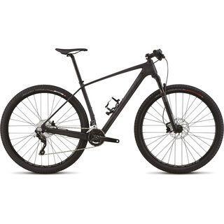 Specialized Stumpjumper HT Comp Carbon 2015, Satin Carbon/Black - Mountainbike