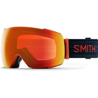 Smith I/O Mag inkl. WS, red rock/Lens: cp everyday red mirror - Skibrille
