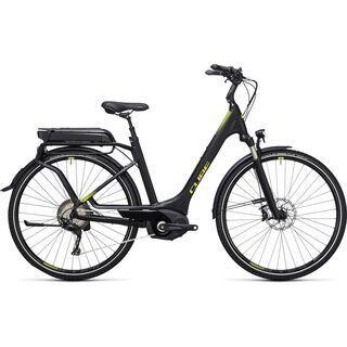 Cube *** 2. Wahl *** Kathmandu Hybrid Pro 500 Easy Entry 2018 | Größe 54 cm, iridium´n´green - E-Bike
