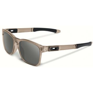 Oakley Catalyst, matte sepia/Lens: dark grey - Sonnenbrille