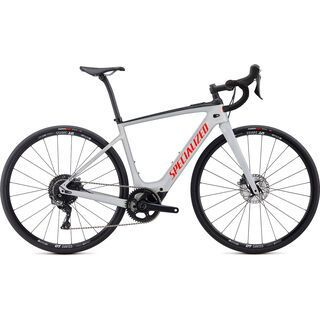 Specialized Turbo Creo SL Comp Carbon 2020, gray/pearl/red - E-Bike