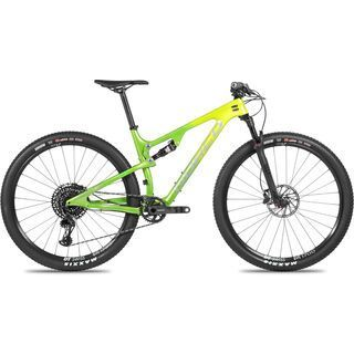 Norco Revolver FS 1 29 2018, green/black - Mountainbike