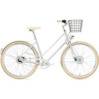 Creme Cycles Eve 7 2020, light grey - Cityrad
