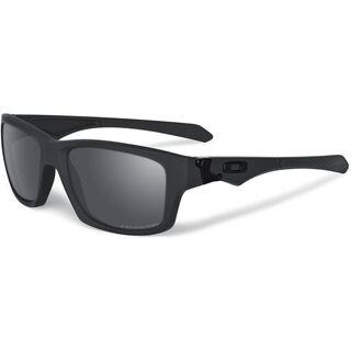Oakley Jupiter Squared, Matte Black/Black Iridium Polarized - Sonnenbrille