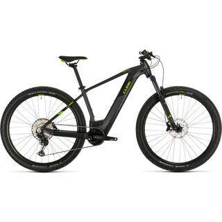 Cube Reaction Hybrid EXC 500 29 2020, iridium´n´green - E-Bike
