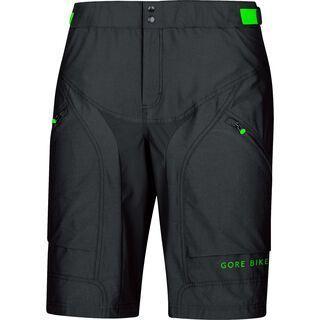 Gore Bike Wear Power Trail Shorts+, black - Radhose