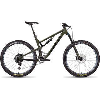 Santa Cruz Bronson AL S 2018, olive/black - Mountainbike