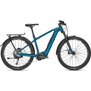 Focus Aventura² 9.8 2019, petrol - E-Bike