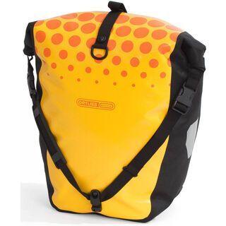 Ortlieb Back-Roller Classic Design, Dots / sonne-orange - Fahrradtasche