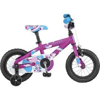 Scott Contessa JR 12 2016, pink/blue/white - Kinderfahrrad