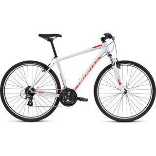 Specialized Crosstrail 2016, white/red/cyan - Fitnessbike