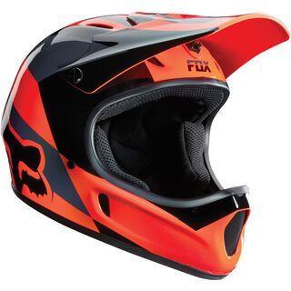 Fox Rampage Mako Helmet, orange - Fahrradhelm