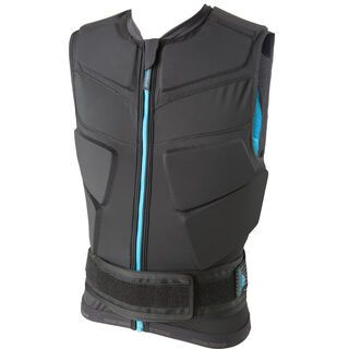 Icetools Evo Shield Plus, black blue - Protektorenweste