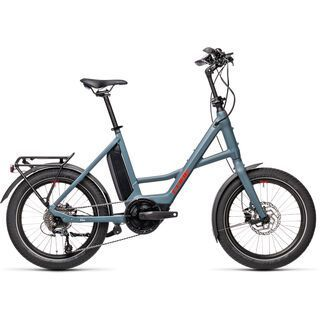 Cube Compact Hybrid Sport blue´n´red 2021