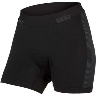 Endura Wms Engineered Padded Boxer with Clickfast black