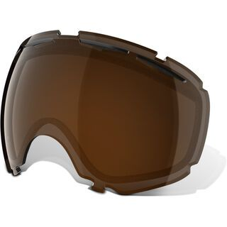 Oakley Canopy Replacement Lens, prizm black iridium - Wechselscheibe