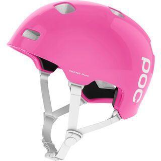 POC Crane Pure, actinium pink - Fahrradhelm