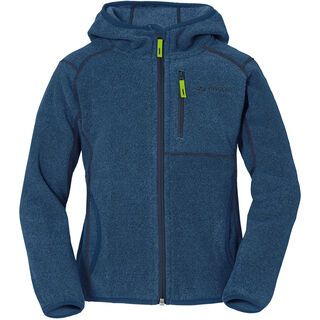 Vaude Kids Katmaki Fleece Jacket, fjord blue - Fleecejacke