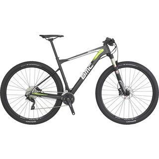 BMC Teamelite 02 SLX/XT 2016, black/yellow - Mountainbike
