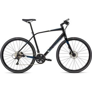 Specialized Sirrus Elite 2017, black/blue - Fitnessbike