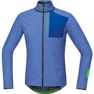 Gore Bike Wear Power Trail Thermo Jersey, blizzard blue - Radtrikot