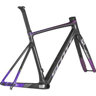 Scott Addict RC Frameset Supersconic Edt. black/ purple/blue 2021
