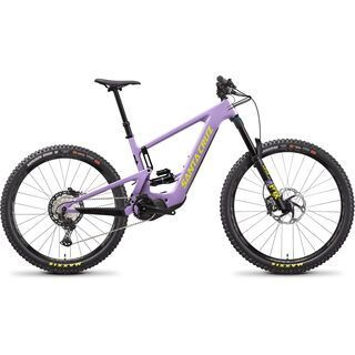 Santa Cruz Bullit 3 CC XT Air MX 2021, lavender/yellow - E-Bike