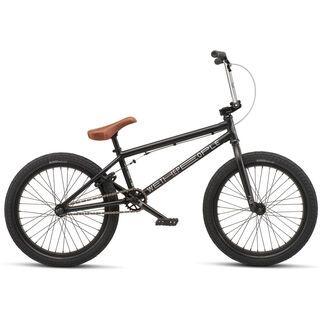 WeThePeople CRS 2019, matt black - BMX Rad